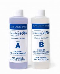 Alumilite Amazing Clear Cast PLUS Epoxy Resin - 16 oz Kit