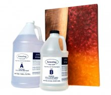 Alumilite Amazing Deep Pour Epoxy Resin - 1.5 Gallon Kit