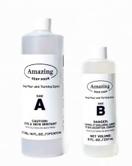 Alumilite Amazing Deep Pour Epoxy Resin - 24 oz Kit
