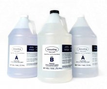 Alumilite Amazing Deep Pour Epoxy Resin - 3 Gallon Kit