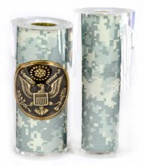 Army Button & Digi Camo Pen Blanks - Jr II Series