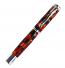 Atrax Rollerball Pen Kit - Platinum