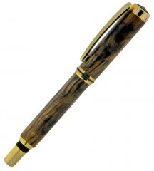 Baron Rollerball Pen Kit - Upgrade Gold