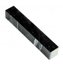 Kirinite Pen Blank - Black Ice