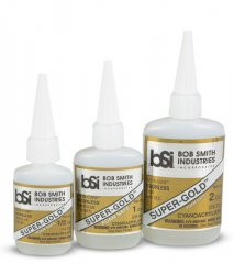 BSI Super-Gold Thin Odorless CA Glue