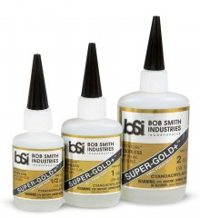 BSI Super-Gold Plus Medium Odorless CA Glue