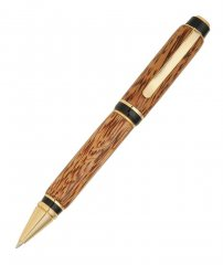 Big Ben Cigar Pen Kit - 24KT Gold