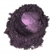 Mica Powder Pigment - Blackberry Reflections