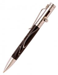 Bolt Action Stylus Tec Pen Kit - Chrome