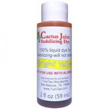 Cactus Juice Stabilizing Dye - Bright Yellow 2oz