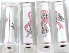 Breast Cancer Angel Pen Blank