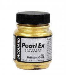Pearl Ex Powdered Pigments .75 oz - Brilliant Gold