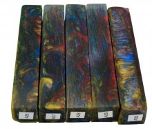 Mike's Alumilite Pen Blanks - A26-30