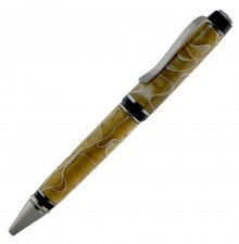 Cigar Pen Kit - Black Ti (Berea)