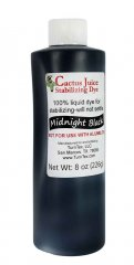 Cactus Juice Dye - Midnight Black 8oz