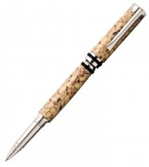 Cameron Rollerball Pen Kit - Chrome