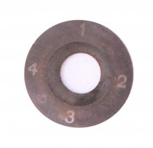Round Replacement Cutter for Ultra Carbide Chisel