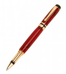Classic Elite 2 Rollerball Pen Kit - 24KT Gold