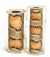 John's Corn Snake Pen Blanks - Decal - Jr. Pen Kits