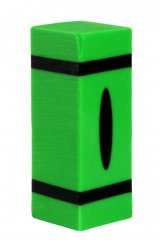 Crayon Pen Blanks - Sierra Sized - Green