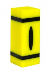 Crayon Pen Blanks - Sierra Sized - Yellow