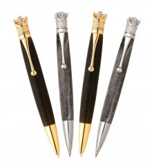 Crown Jewel Pen Kit Starter Package - 4 Pen Kit Starter