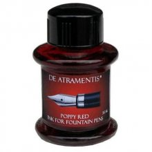 De Atramentis Poppy Red