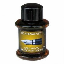 De Atramentis Gold Yellow