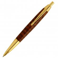 Devin Click Pen Kit - 24kt Gold