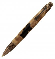 Dog Click Pen Kit - Oil Rubbed Bronze