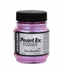 Pearl Ex Powdered Pigments .50 oz - Duo Red-Blue