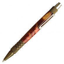 DuraClick EDC Pen Kit -  6061-T6 Burnt Bronze