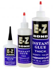 E-Z Bond CA Glue - Thick (700 CPS)