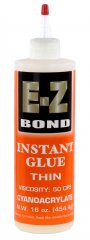 E-Z Bond CA Glue - Thin Medium (50 CPS) - Orange Label