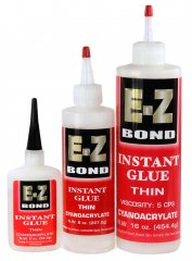 E-Z Bond CA Glue - Thin (5 CPS)