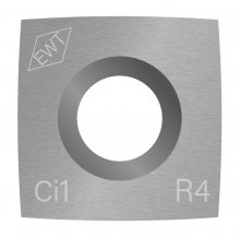 "EWT Carbide Cutter - Ci1-R4 - 4"" Radius"