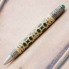 Celtic Knot Epoxy Filled Pen Blank Kit - For the PSI Celtic Twist Pen