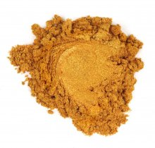 Mica Powder Pigment - Egyptian Gold