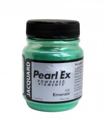 Pearl Ex Powdered Pigments .50 oz - Emerald
