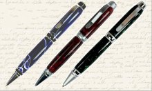 Cigar Pen Kit Sampler - 3 Exotics Cigar Pen Kits