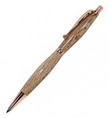 Fancy Slimline Pencil Kit - Copper