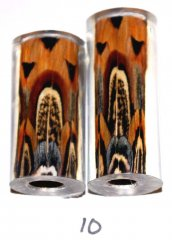 John's Pheasant Feather Pen Blanks - Baron Pen Kits #10