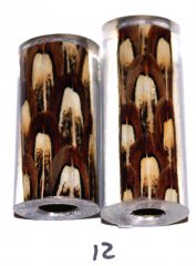 John's Pheasant Feather Pen Blanks - Baron Pen Kits #12