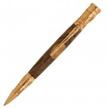 Federal Twist Pen Kit - 24kt Gold