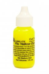 Alumilite Dye - 1oz Flo Yellow