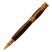 Fly Fishing Rollerball Pen Kit - Antique Copper
