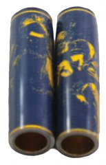 Football Pen Blank #11 - Blue & Gold