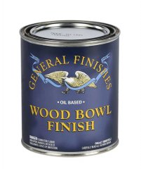 General Finishes Non-Toxic Wood Bowl Finish - Pint