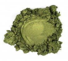 Mica Powder Pigment - Glade Green