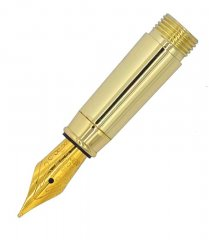 Manager Pen Kit Nib Section - Gold